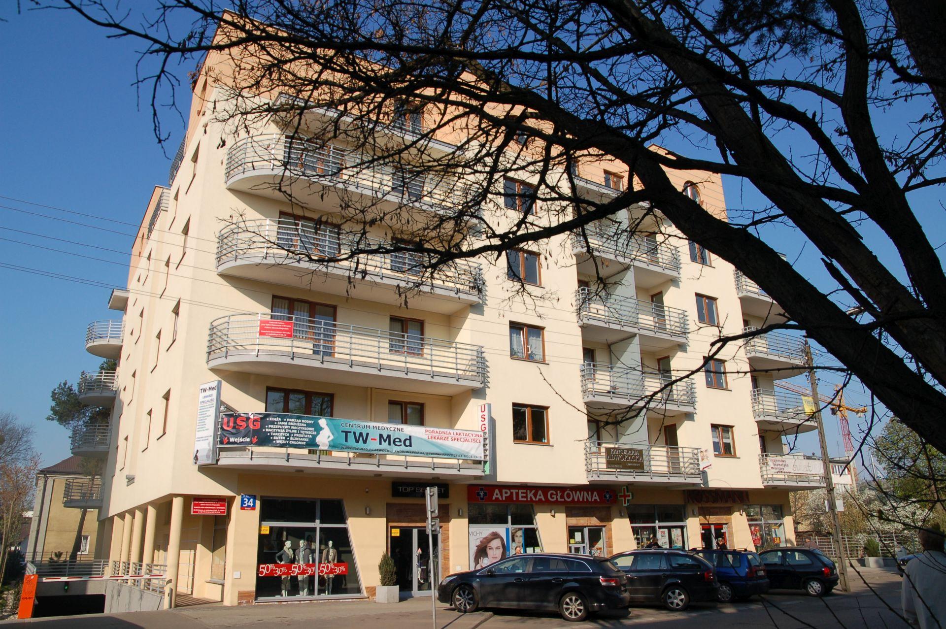 Budynek TW-MED Otwock